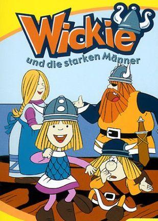 #Wickie und die starken Männer - #Zeichentrickserie - Der kleine Wickinger Wickie ist wohl die bekannteste Zeichentrickfigur im Fernsehen. Hier geht es zur #Zeichentrickserie: http://www.kinderkino.de/serien/wickie/