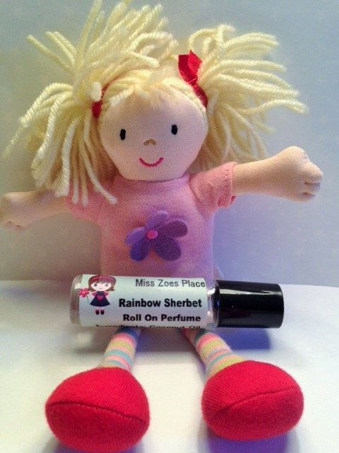 A personal favorite from my Etsy shop https://www.etsy.com/listing/257271931/fairy-dust-roll-on-perfume-kids-perfume
