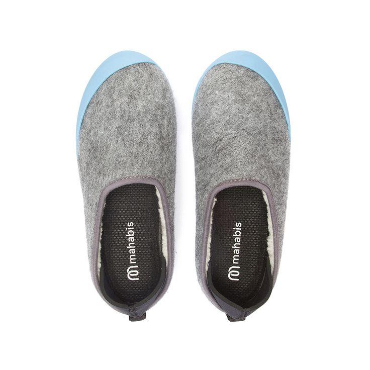 mahabis // Larvik Light Grey Mahabis Classic Bundle (+FREE soles) – #mahabis - the reinvention of slippers