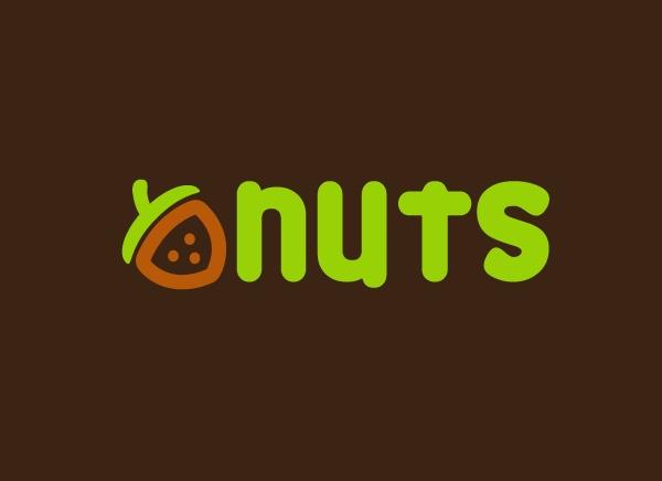 Yonuts Logo Design