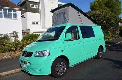 eBay: VW Transporter T5 Pop top Camper Van #vwcamper #vwbus #vw