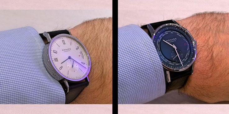 En este nuevo vídeo vamos a repasar los dos modelos con segundo huso horario, el Tangomat GMT y el Zurich Worldtimer. Cada uno con un estilo distinto y muy definido para una misma función.