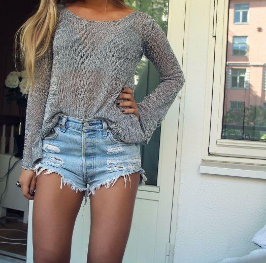 Outfits con shorts cortitos ideales para el verano