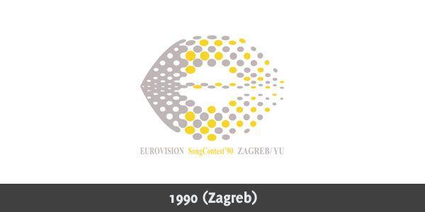 Eurovision Song Contest 1990 logo