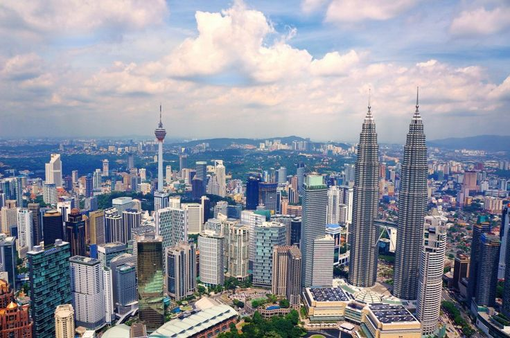 Malaysia #Asia #Asien #Malaysia #CIty #Kuala #Lumpur #KualaLumpur #Storstad #Skyline #Skyskrapor #Travel #Resa #Resmål