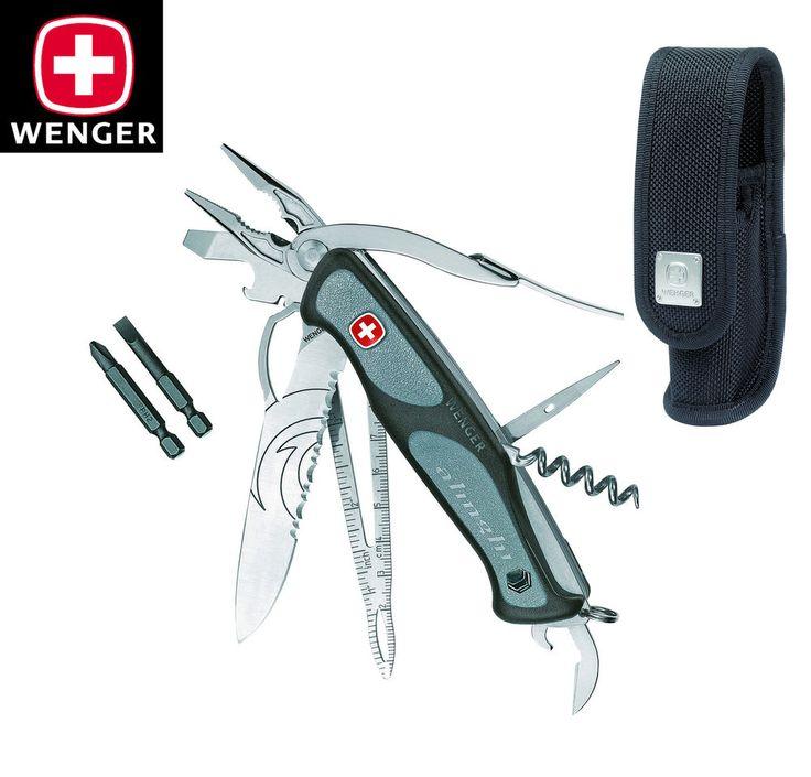 wenger sui 1 alinghi schweizer messer multitool zange taschenmesser knife pinterest. Black Bedroom Furniture Sets. Home Design Ideas