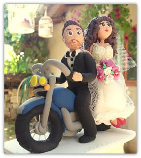figurina pentru tort nunta sa modelam