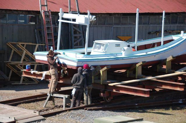 Building The Stella R A Chesapeake Crab Scrape The Scrape Bay Boats Boat Power Boats