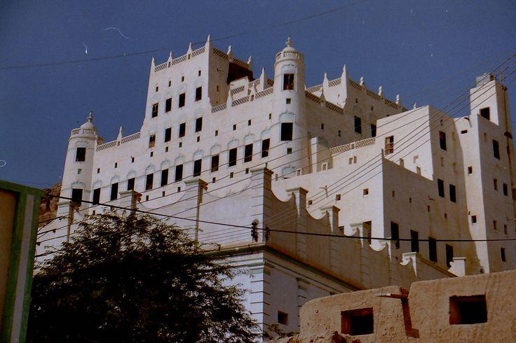 Sayun Palace, South Yemen