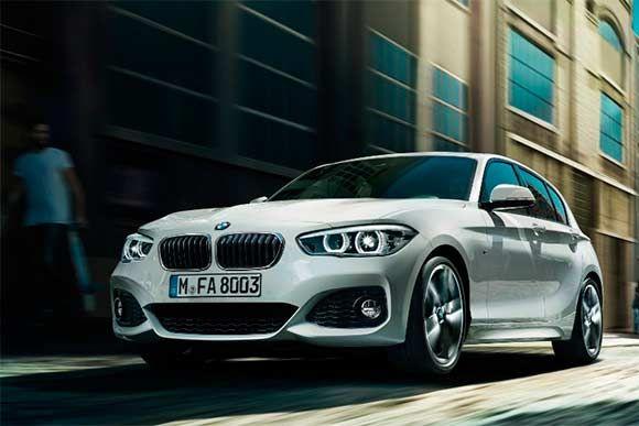 Ficha técnica completa do BMW Série 1 125i com motor 2.0 Flex de 218 cv...