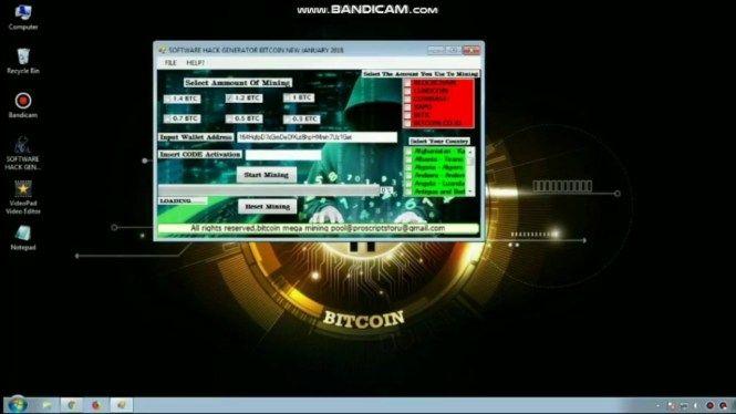 generatore bitcoin skynova