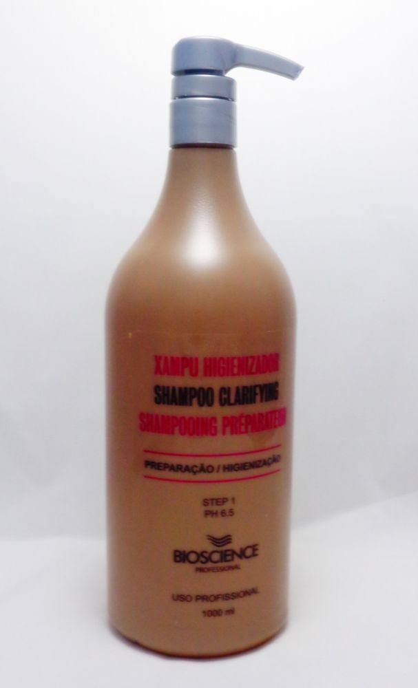 Xampu antirresíduo Marroquino