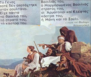 Pitsina Περήφανη Νηπιαγωγός Greek kindergarten teacher: Η 25η  Μαρτίου 1821 στο νηπιαγωγείο