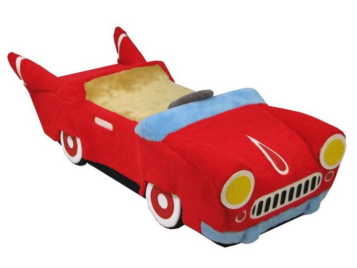 Plyšové Krtečkovo autíčko - sedačka (80 cm)