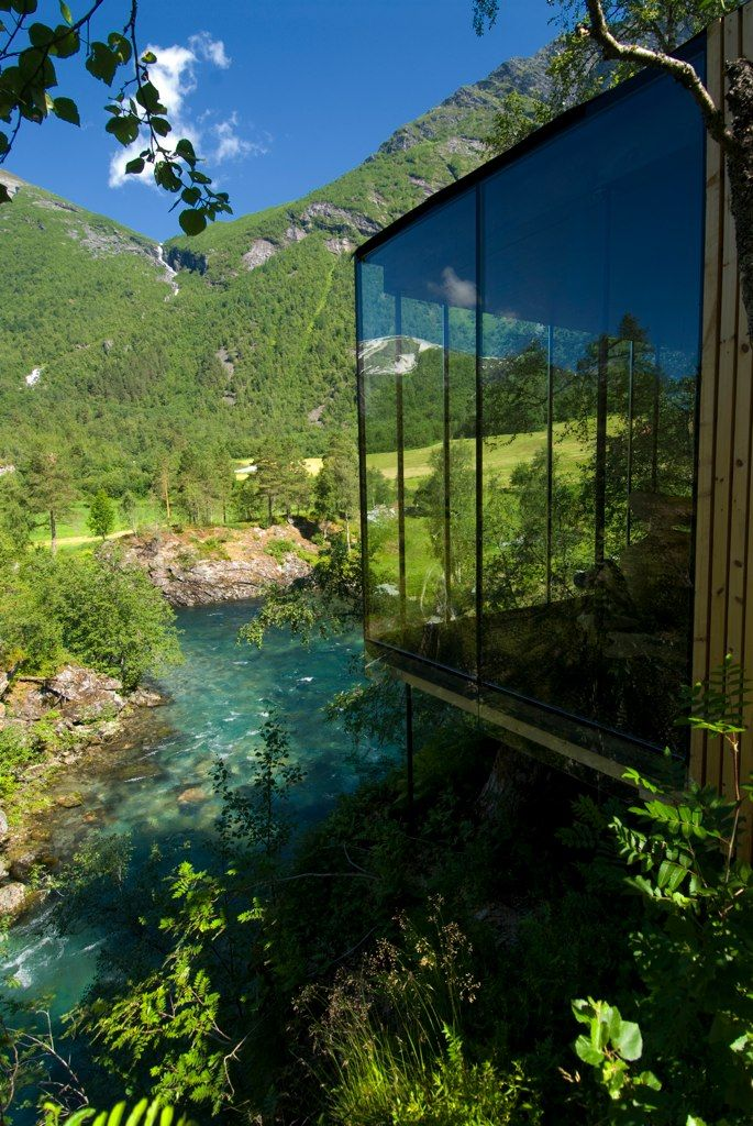 We love the nature in Norway - Relaxing - http://amberlair.com #Boutiquehotel #travel #hotel