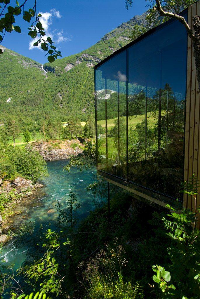 Juvet Hotel . Norway