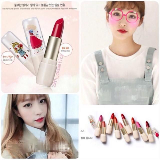 Lipstick Korea Baru yang Akan Menjadi Sahabat Cantikmu