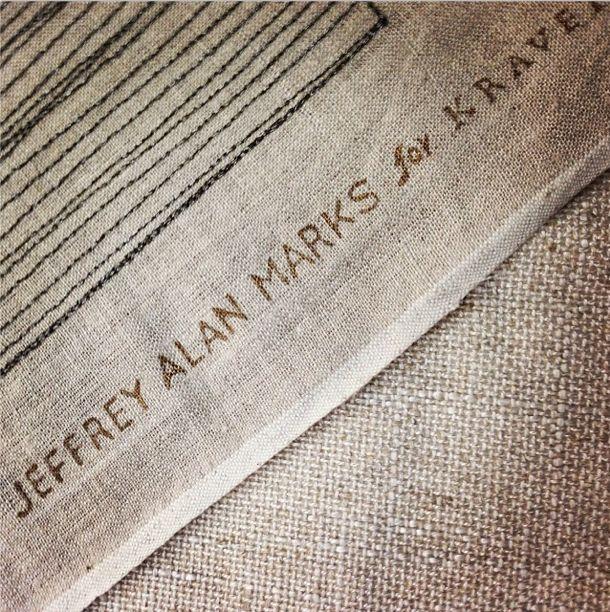 Jeffrey Alan Marks Legend for Kravet #JAMapproved #kravet