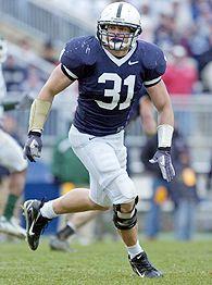Paul Posluszny - Penn State: Penn State