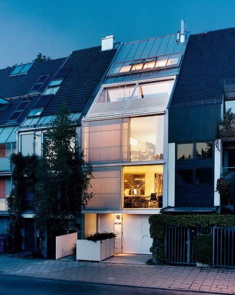 HÄUSER-AWARD 2008: Architektur für die Zukunft - [SCHÖNER WOHNEN]