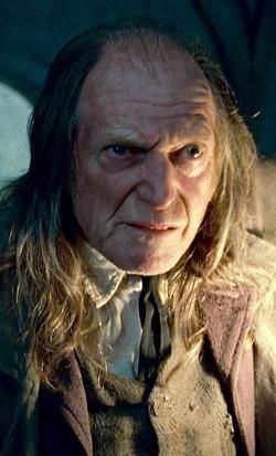 Day 9: Least favourite male character? - Argus Filch - I feel pity towards him since he's a Squib but seriously, he doesn't need to be so mean!