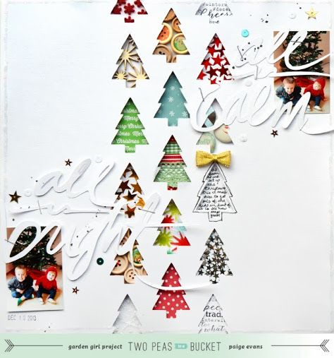 #Papercraft #scrapbook #layout - My Scrapbook Creations 2