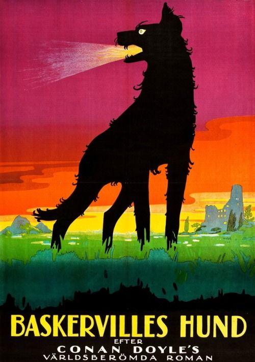 Movie Posters : Der Hund von Baskerville / The Hound of the Baskervilles