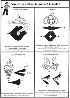 Logopedické cvičení - velký obrázek 04