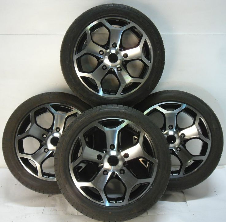 """4 18"""" Alloy Wheels & Used Tyres Ford Transit St 5x160 Commercial Load Van Rated Save On Tyres Direct Exeter 01392203051"""