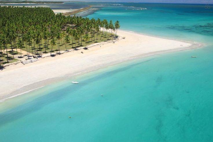 Air BnB in Brazil - Praia dos Carneiros - beach resort that looks beautiful!