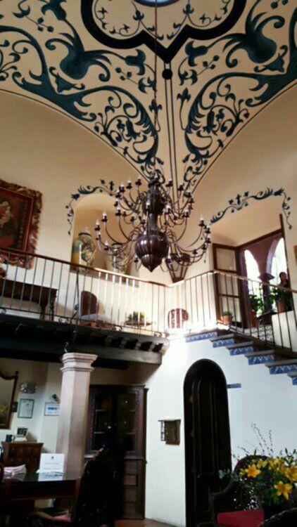 Casa Rosada en San Miguel de Allende, Guanajuato