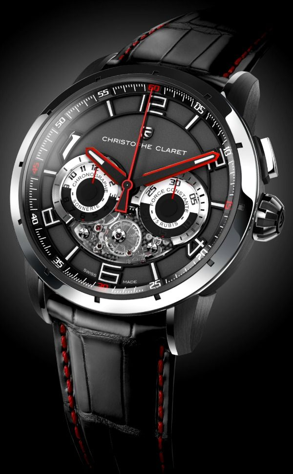 Christophe Claret Kantharos Watch Exclusive Debut