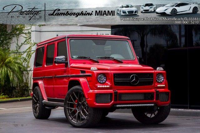 Mercedes Benz g wagon