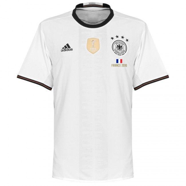 camiseta de alemania local transfer francia eurocopa euro