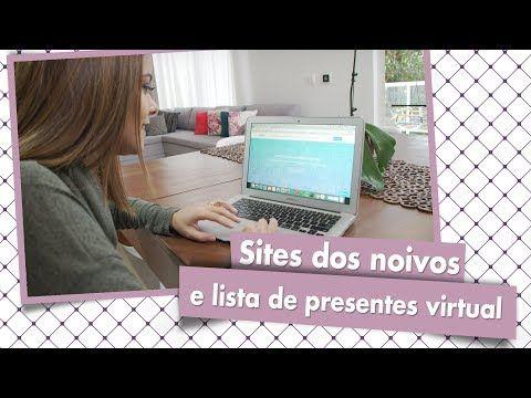 Site de noivos e lista de presentes virtual: dicas para usar o Icasei   Casando com Amor