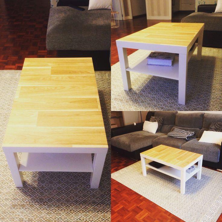 M s de 1000 ideas sobre mesa lack de ikea en pinterest - Ikea mesa lack blanca ...