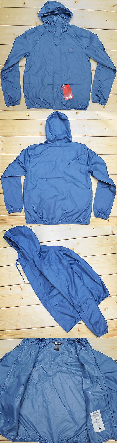 Coats and Jackets 181358: The North Face 1985 Seasonal Mountain - Lightweight Windproof Men S Jacket - M -> BUY IT NOW ONLY: $50 on eBay!