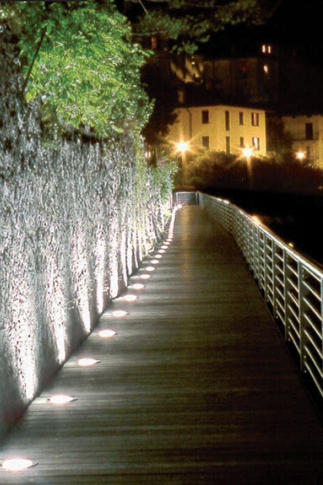 17 best images about illuminazione giardino on pinterest led and cornices - Illuminazione a pavimento per esterni ...