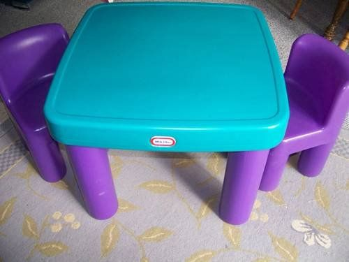 little tikes table and chairs kiddos pinterest. Black Bedroom Furniture Sets. Home Design Ideas