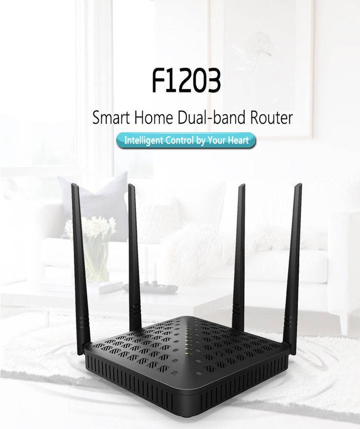 Tenda ual Band 1200Mbps WIFI Router WIFI Repeater Tenda Wireless Router  4 Antenna WI FI Booster 802.11AC 2.4GHz&5.0GHz