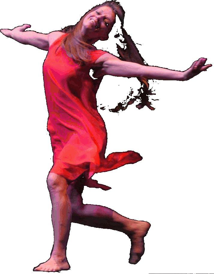 Insegnante di danza contemporanea - scuola di danza Vicenza