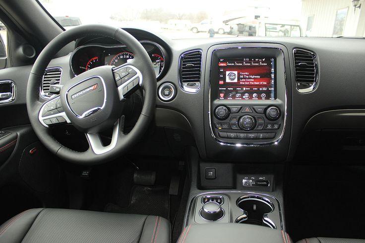 Dodge Durango RT.