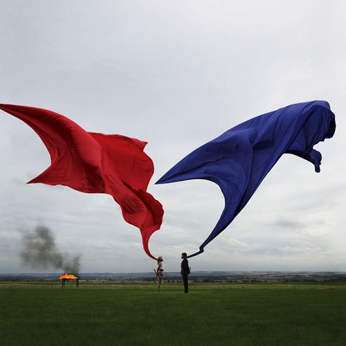 storm thorgerson for Biffy Clyro