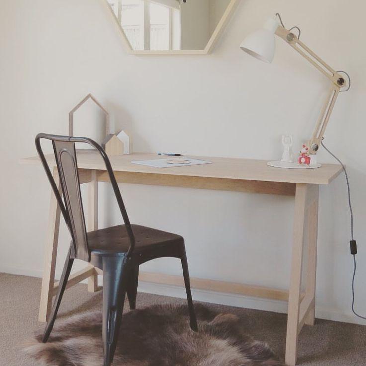 cooper desk made by fox & rabbit #foxandrabbitnz #cooperdesk