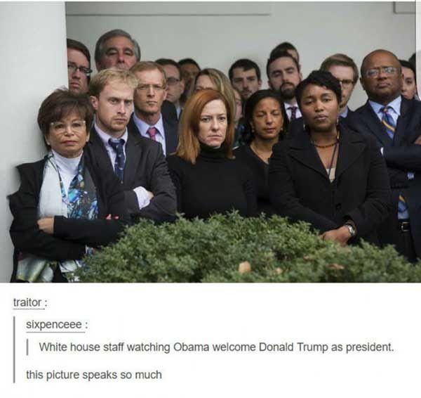 Memes That React To Donald Trump S Victory Random Tumblr Funny Funny Tumblr Stuff