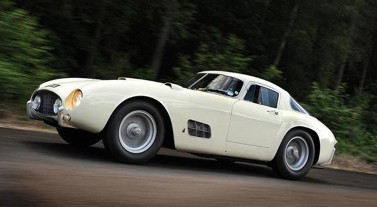 1955 Ferrari 410 SCarrozzeria Scaglietti, Special 1955, Cars Vintage, Classic Cars, Vintage Cars, Ferrari 410S, 410 Berlinetta, 1955 Ferrari, Berlinetta Special