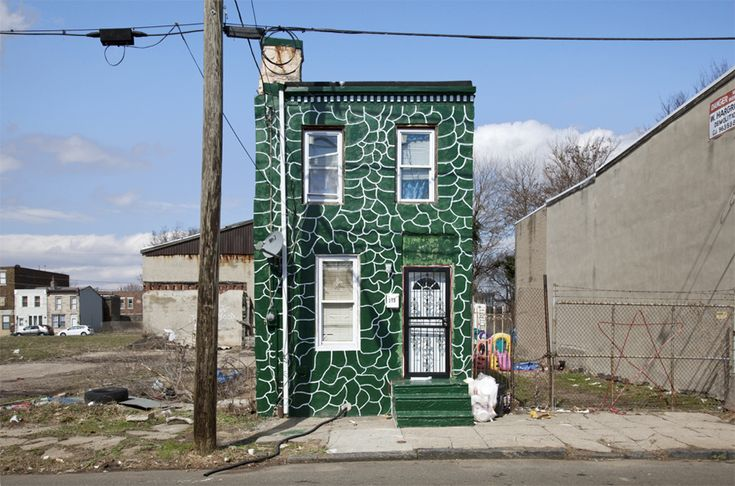 © Ben Marcin, Last House Standing, Camden