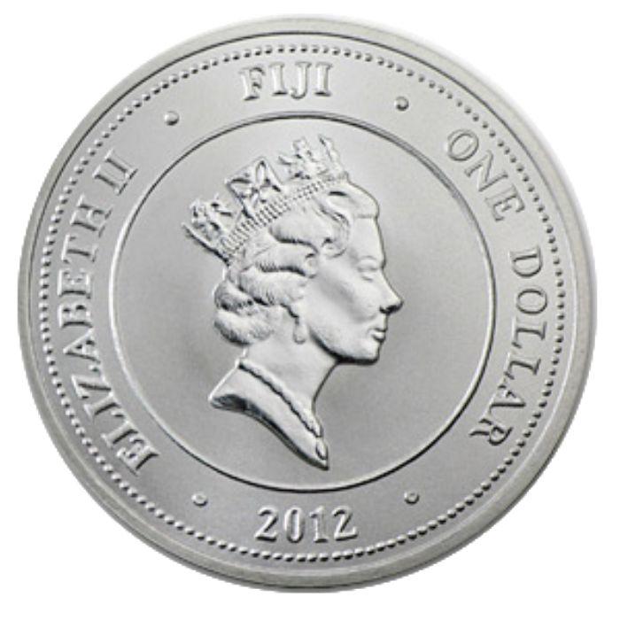 Half oz Fiji Taku #Silver #Coin