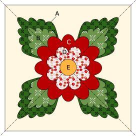 Best 25 Flower Applique Patterns Ideas On Pinterest