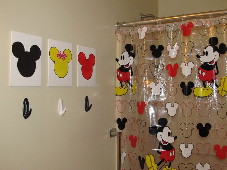 Mickey Mouse Bathroom Accessories Target 105 best ~home:bathrooms (disney) images on pinterest | mice